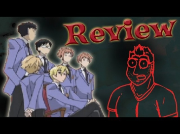Wicked Anime: Early Review - Ouran High School Host Club (Ft. Unkamen Rider Sean)