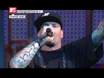 Vanilla Ice - Ice Ice Baby (MTV.ru SuperDisco 90th. 14.03.2010)