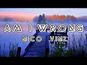 Nico  Vinz Am i wrong Ringtone audio